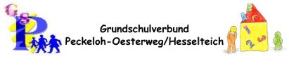 Grundschulverbund Peckeloh – Oesterweg